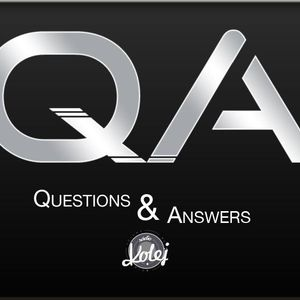 Questions & Answers #18 - 8.2.2016 - Karl & John