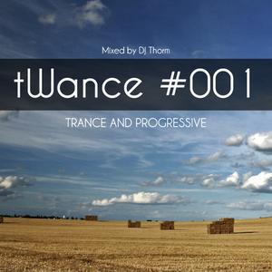tWance #001