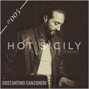 Costantino Canzoneri - Hot Sicily Podcast #005