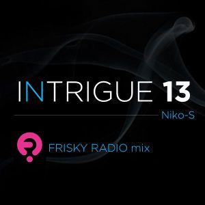 INTRIGUE 13 - FRISKY RADIO mix