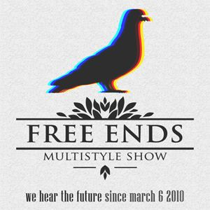Multistyle Show Free Ends 213 - Cranberry Leaves (St. Savor)