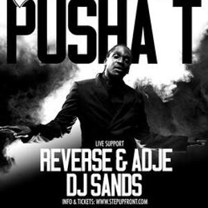 Pusha T Mixtape by Sands