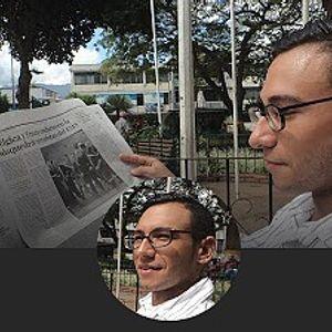 Ser Estudiantes / 18-03-2016 / Inv. Andrés Segovia, tesista en Comunicación Social ULA NURR