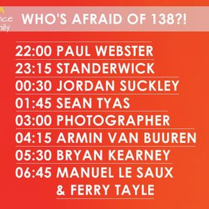 Sean Tyas — A State of Trance 650 — New Horizons Utrecht, The Netherlands