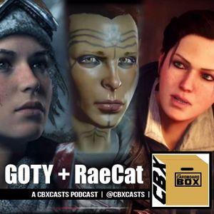 GOTY 2015 + RaeCat