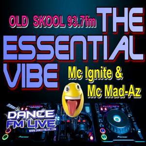 Mr Gee's Essential Vibe - 27th June 2015 Mc Ignite & Mc Mad-Az (NO ADVERTS)