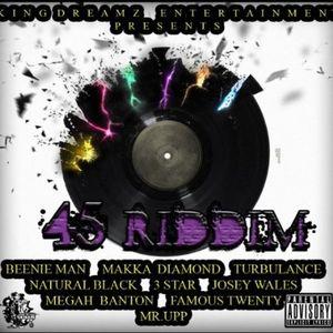 45 Riddim Mix Promo (Aout 2012) - Selecta Fazah K.