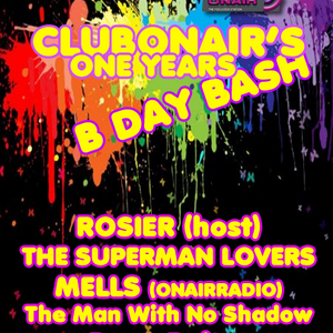 Club on Air nr. 213 with special Guest THE SUPERMAN LOVERS