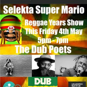 Selekta Super Mario Dub Poets Society The Best of Dub Poetry Roots & Dub
