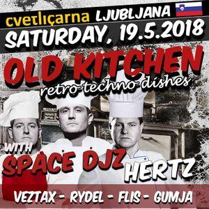 Hertz - Live on vinyl in Ljubljana 2018-05-19