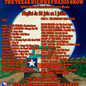 The Texas Highway Radio Show 2017 N°26
