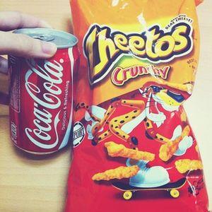 The Cheetos & Coke Show (04/17/14)
