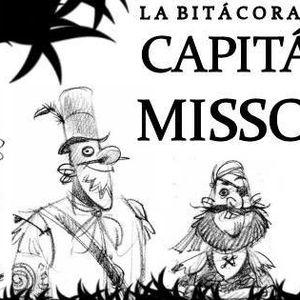 LA BITACORA DEL CAPITAN MISSON - en vivo TOPONAUTA - 24.10.13 - BIOMARADIO.COM