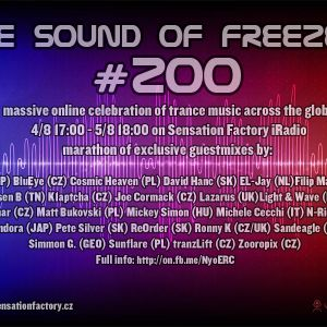 Joe Cormack - The Sound Of Freezer 200 (BluEye Guestmix)