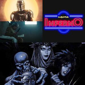 ¿QUÉ HEMOS VISTO EN CUARENTENA? VEROTIKA, EL HOYO, THE MANDALORIAN - Cinema Inferno Podcast #11