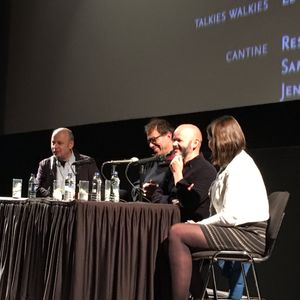 Into the Forest Q&A with Director Gilles Marchand and writer Dominik Moll