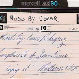 Mixed by Cesar