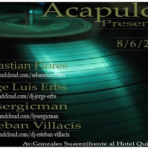 Lysergicman- Live@Acapulco Lounge 8-6-2012