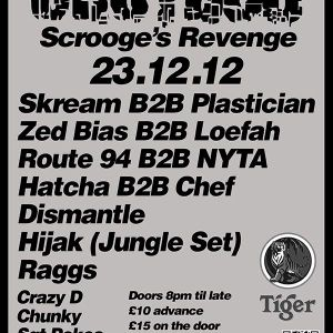 Raggs - Sub FM - 6th Dec 2012