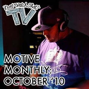 Motive Monthly: October 2010