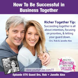 How To Be Successful In Business Together
