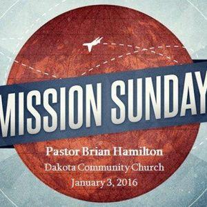 Mission Sunday 2016 - Audio