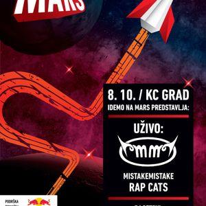 Idemo Na Mars@KC Grad Necone & MKDSL b2b set