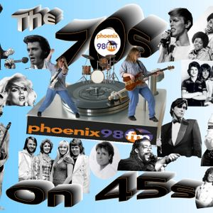 70s on 45s - show 12 - 29 Jul 2016