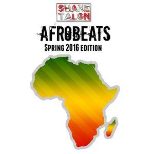 AFROBEATS (Spring 2016 Edition)