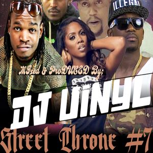 DJ Vinyl1-STREET THRONE VOL7