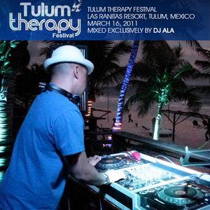 Tulum Therapy Festival 2011 Sunset mix (Tulum, Mexico)