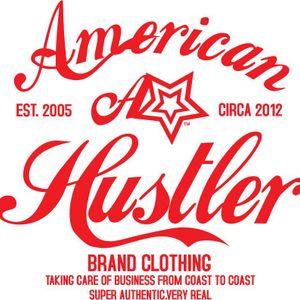 DanjaOne - American Hustler Promo. Mix Feb. 2013