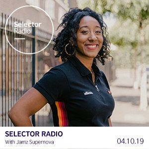 Selector Radio w/ Jamz Supernova