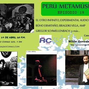 Perú Metamúsica Ep. 19