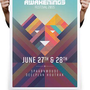 Sandrien – Live @ Awakenings Festival 2015 (Amsterdam) – 27-JUN-2015