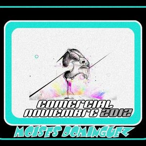 MOISES DOMINGUEZ - SESION COMERCIAL NOVIEMBRE 2012 -