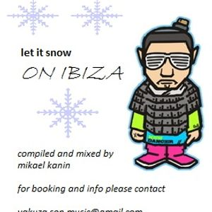 let it snow on ibiza