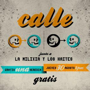 2012 08-30 La Milixia @ Universidad Nacional UNA - Heredia, Costa Rica