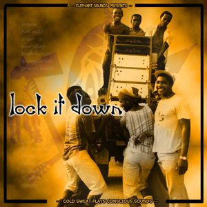 Lock it Down - volume 2 (a reggaemix for TheNewWorck)