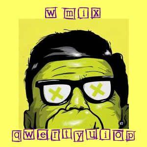 W Mix ♪ - Qwertyuiop ♪