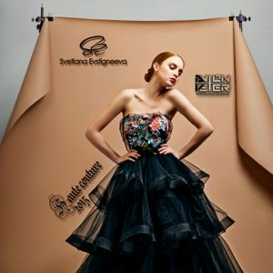 Anton Veter - Haute couture '2015 (Fashion house Svetlana Evstigneeva)
