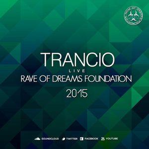 Trancio present. RODF 2015