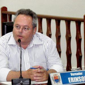 Sou candidato a presidente da Câmara e não sou candidato a prefeito, diz Erinson Mercatelli