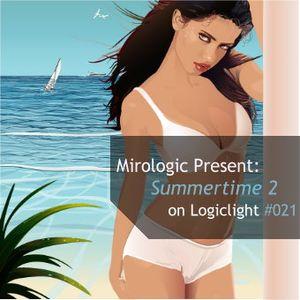 Mirologic Present: Summertime 2 on Logiclight #021