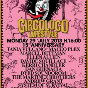 The Martinez Brothers @ Circoloco - DC-10 Ibiza (29-07-2013)