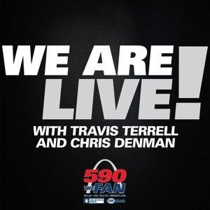 We Are Live!: Press Box – Thursday, July 21st