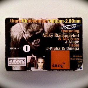 J-Alpha & Omega - Future's DARQ 2002 closing set