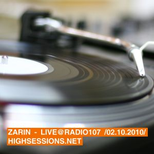 Live @ Radio 107 (FM 02.10.2010)