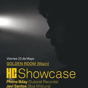 Fon @ Miniclub - HC Showcase (23.5.14)