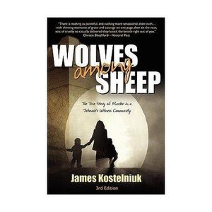 BTR Guest: Author of Wolves Amongst Sheep fmr Jehovah's Witness James Kostelniuk